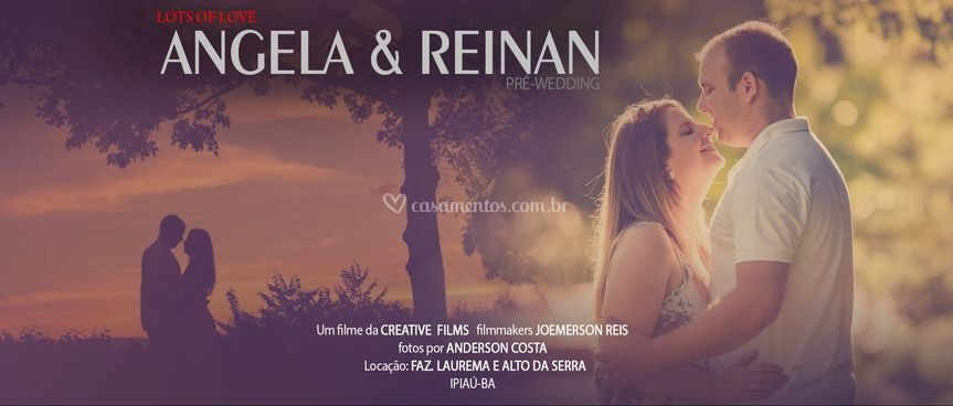 Pre-Wedding Angela e Reinan