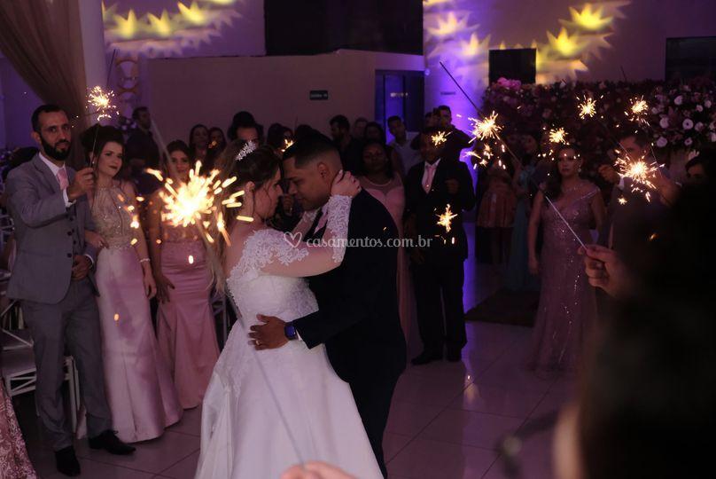 Casamento incrível!