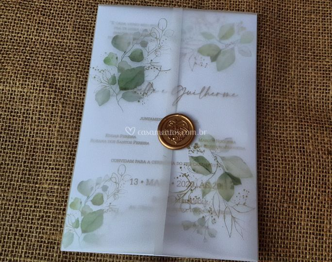 Convite vegetal