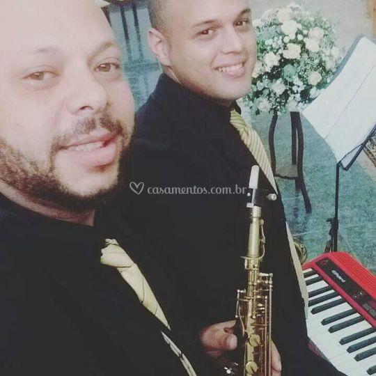 Casamento Piano e Sax