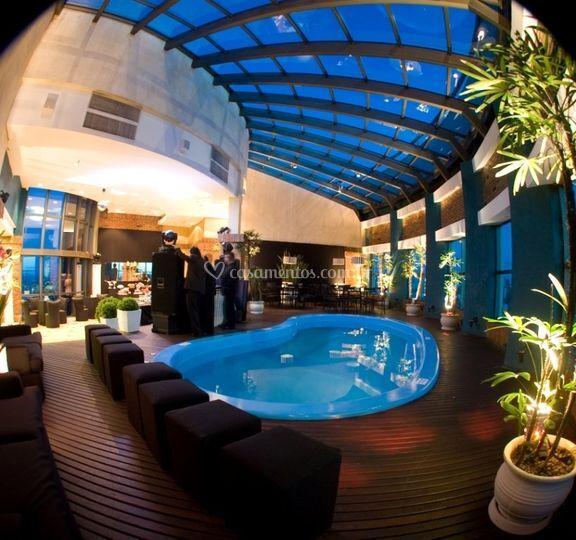 Espaço Pool Bar
