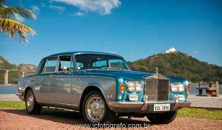Rolls Royce Silver Shadow 1975