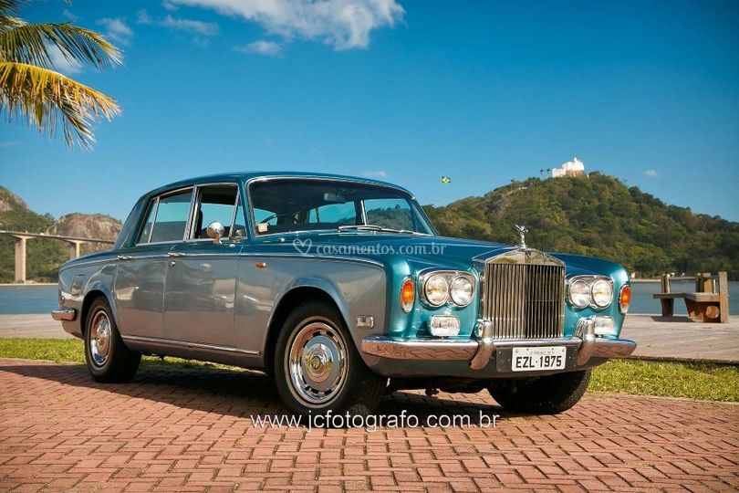Rolls Royce Silver Shadow 1975