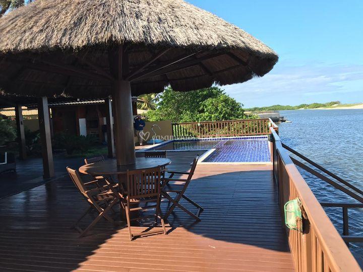 Área do deck