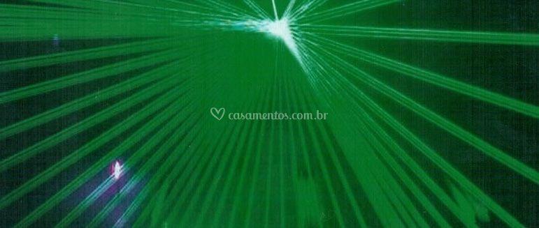 Raio laser