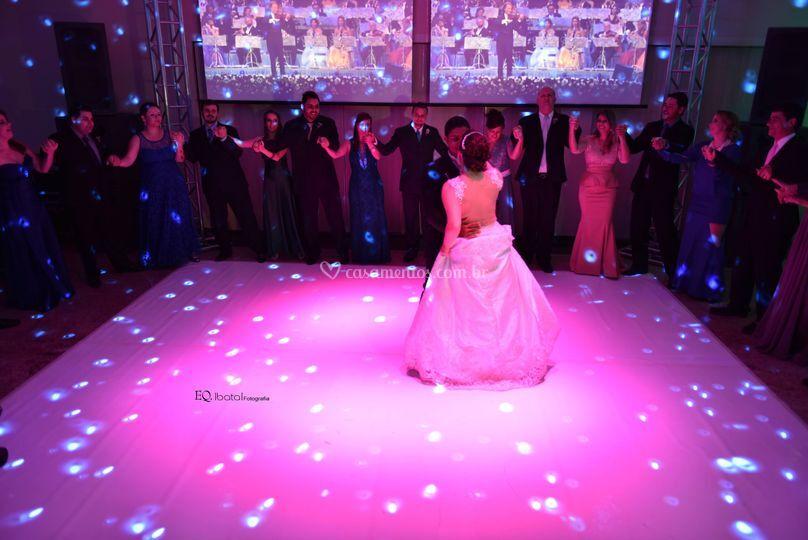 Pista de Dança para Casamento