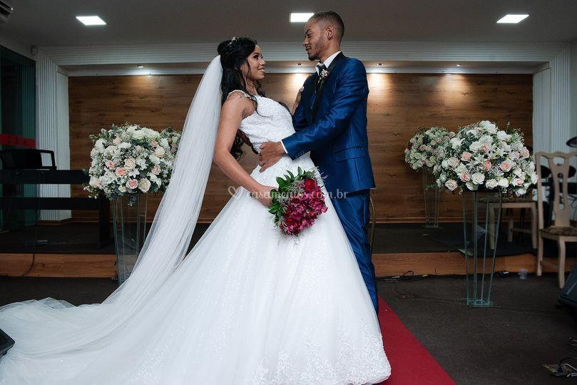 Casamento Sabrina & Jefté