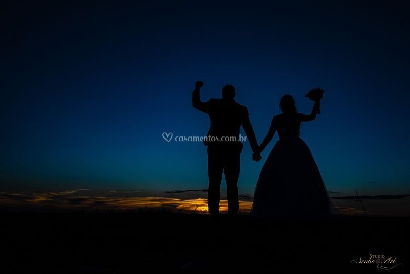 Pós Casamento Stepanhy & Lucas