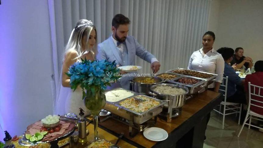 Gabriela Eventos Buffet