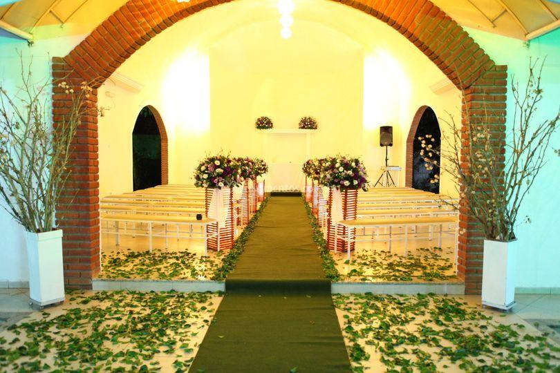 Capela Coberta