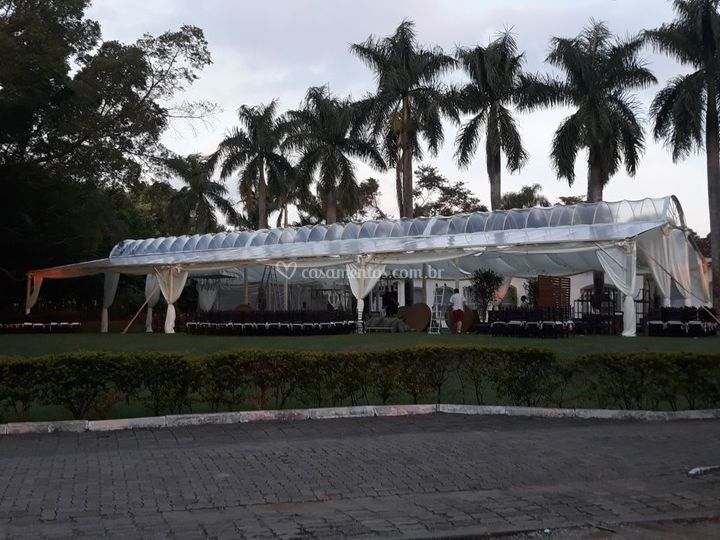 Tenda Capela 30x13