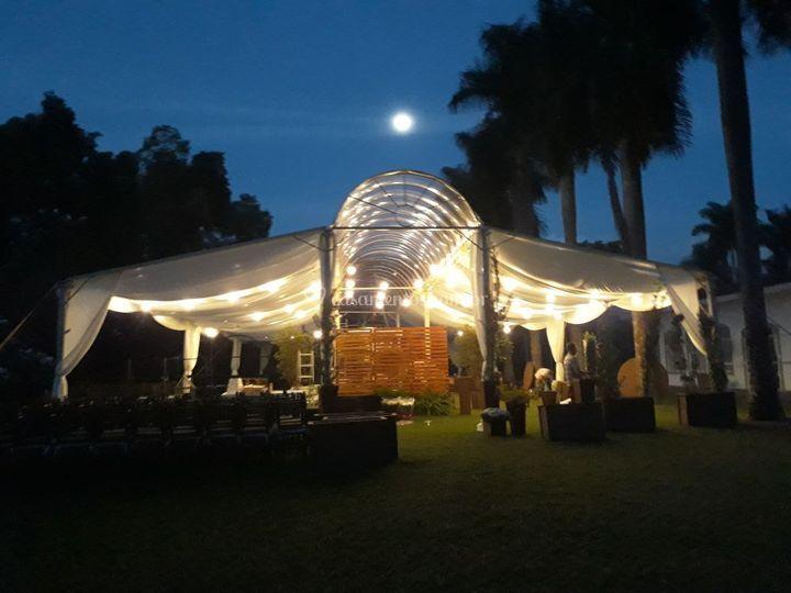 Tenda Capela