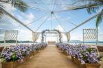 Casamento na praia tenda 10x10