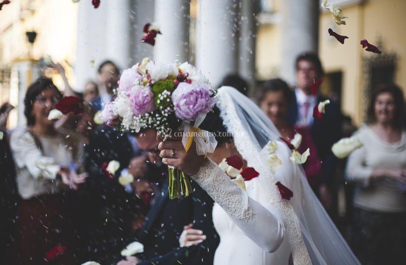 Foto do Casamento