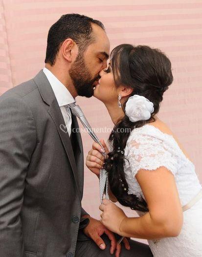 Beijo de amor