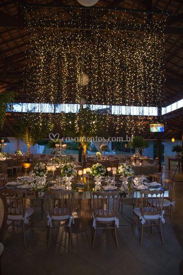 Salão de festas (Evento noite)