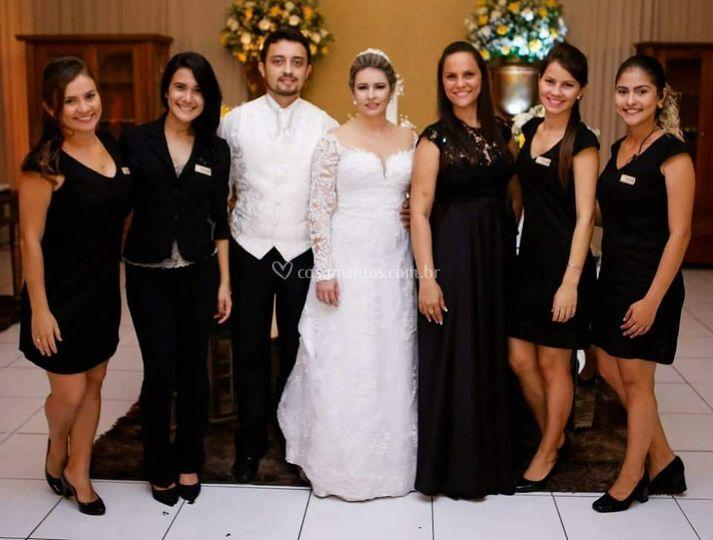Casamento de Paula e Gidel
