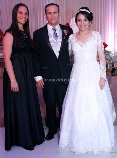Casamento de Joelma e Nivaldo