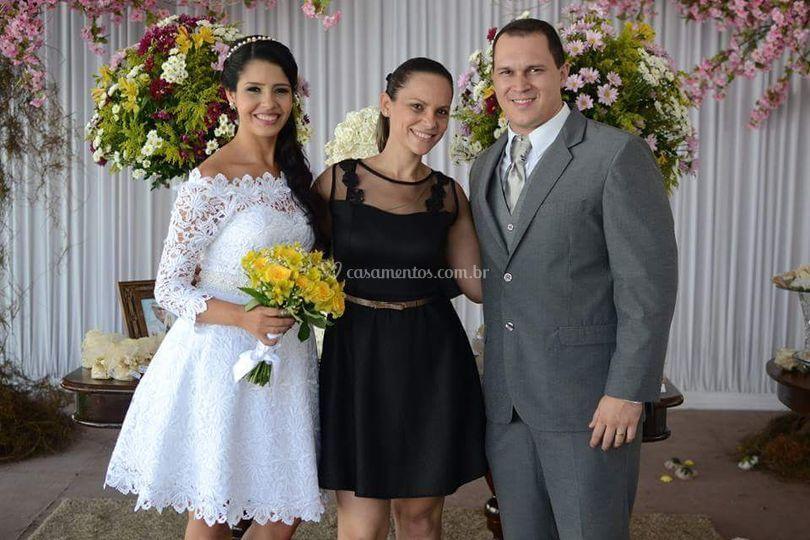 Casamento de Ana Paula e Davi