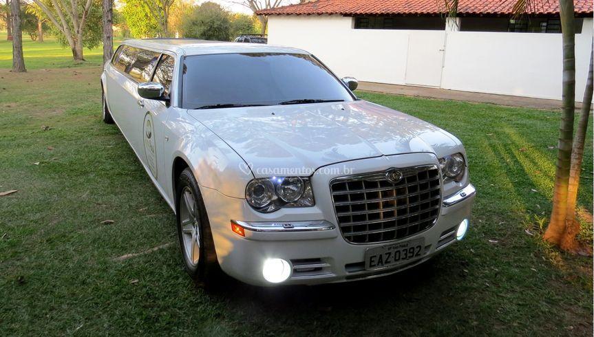 Limousine da noiva