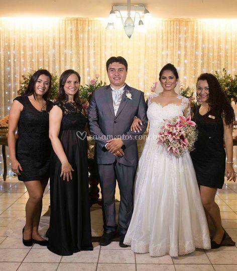 Casamento de Darlane e Erenils