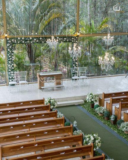 Capela de Vidro