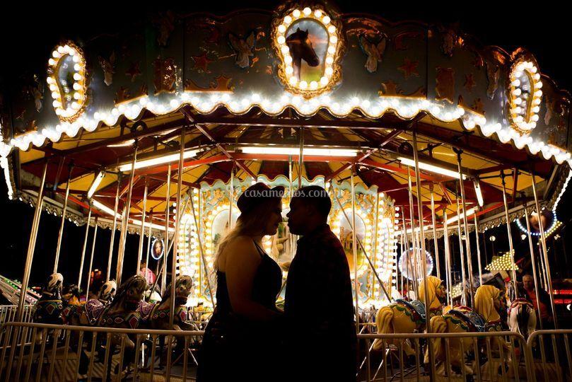Ensaio pré wedding