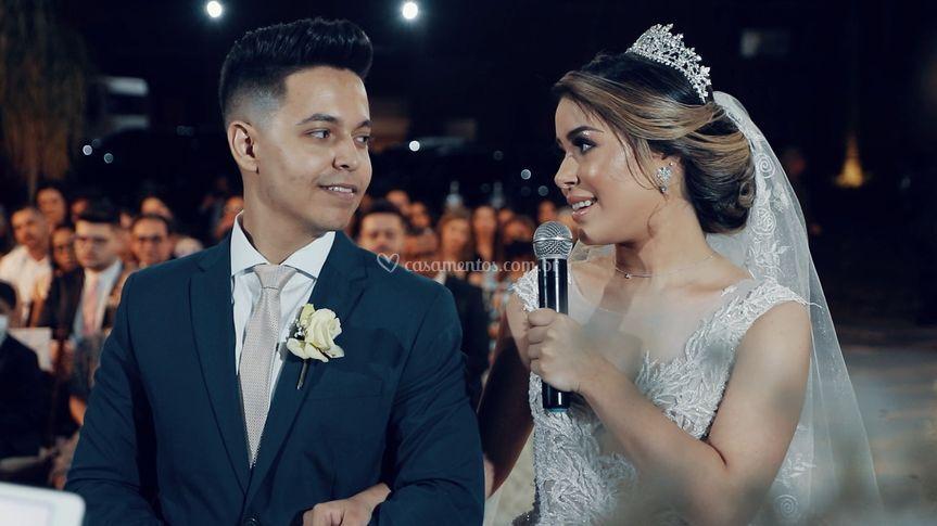 Casamento Mauruzan e Evelyn