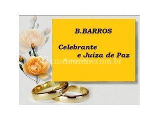 Bernardete Barros  logo