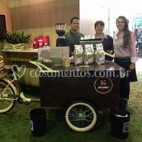 Bg Bike Gourmet em seu casamen
