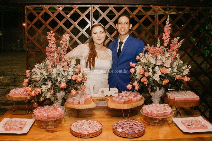 Casamento Lucas e Rebeca