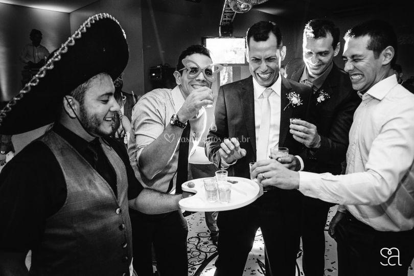 Show de tequila