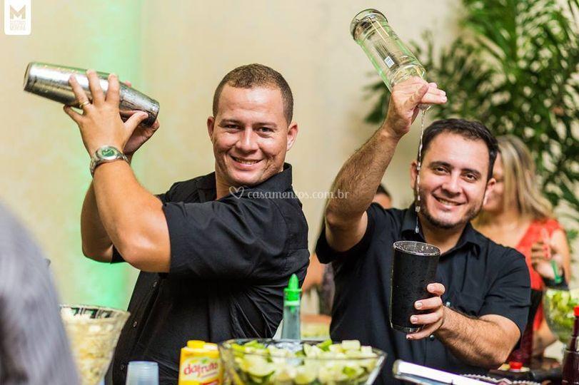 Fantasy Bartenders