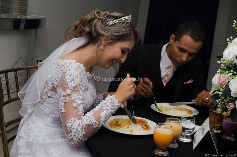 Jantar dos noivos