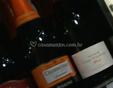 Vinhos para casamentos