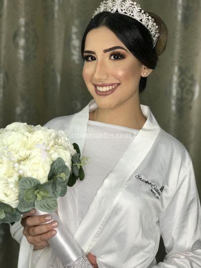 Um encanto de noiva