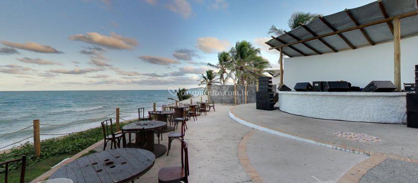 Beach da Cervejaria Palco