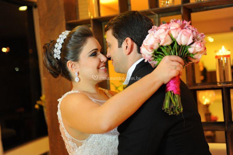 Larissa e Diogo