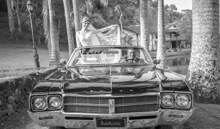 Buick Skylark conversível