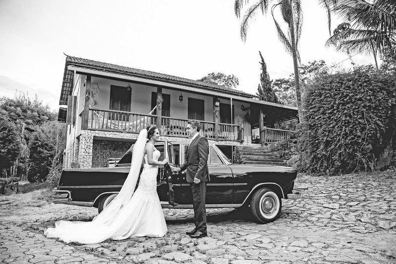 Itamaraty - casamento no sítio