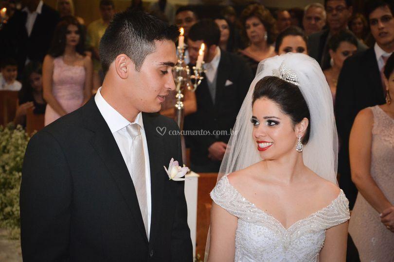 Karyne e Carlos
