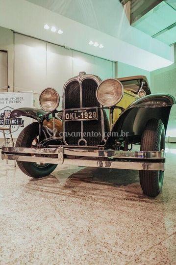 Oakland Sport Roadster - 1929