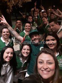 Bateria oficial Palmeiras