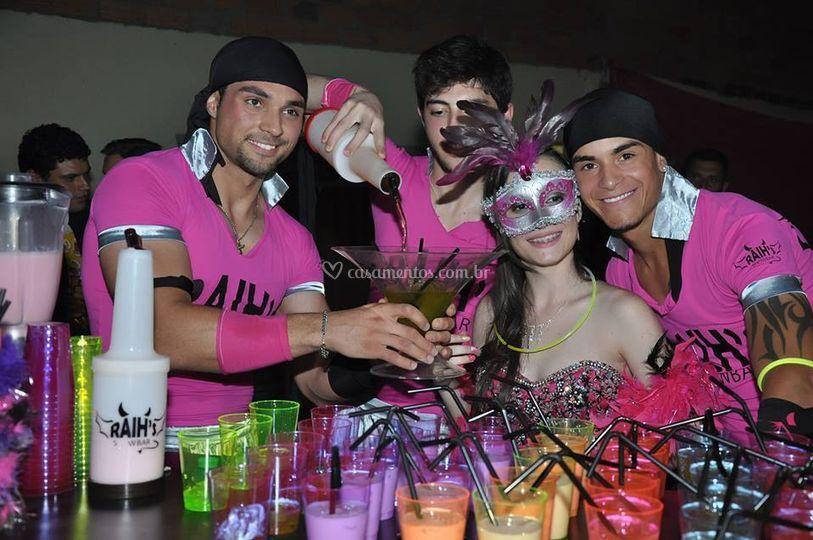 Raih's Show Bar