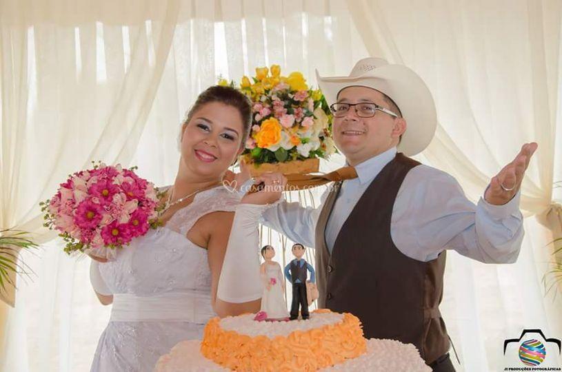 Casamento noiva Belo Bouquet
