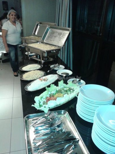 Monica's buffet e eventos