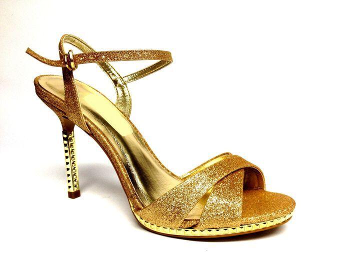 Sandalia dourada