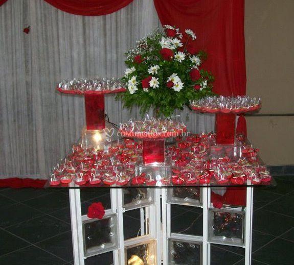 Mesa de doce