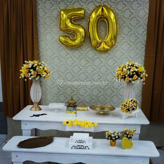 Aniversário 50 Anos