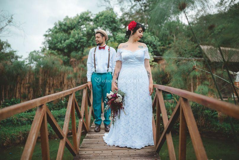 Wedding Larissa + Cássio